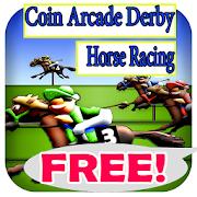 Coin-Tucky Arcade Derby Horse Racing