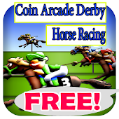 Coin Arcade Derby Horse Racing
