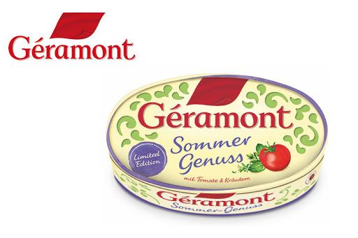 Bild für Cashback-Angebot: Géramont Sommer Genuss