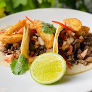 Carne Asada Tacos (3pcs)