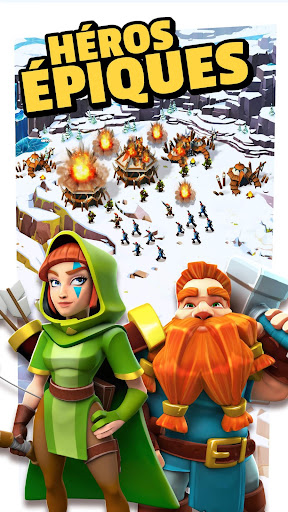 Code Triche Empire: Age of Knights APK MOD screenshots 4