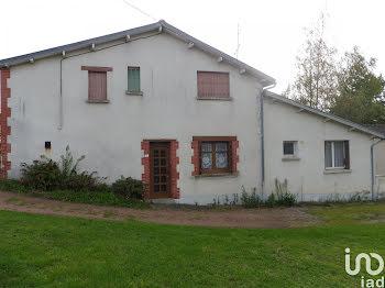 maison à Peyrat-de-Bellac (87)