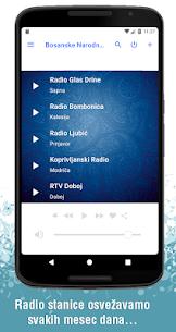Bosanske Narodne Radio Stanice 2.0 2.4 (MOD + APK) Download 3