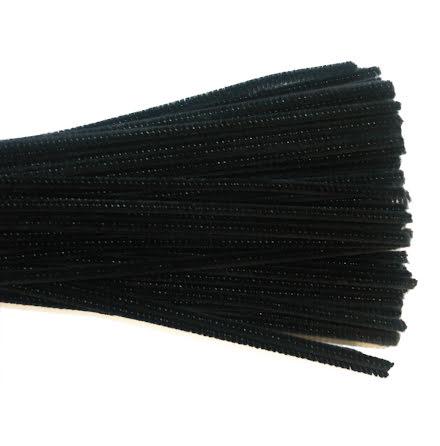 Piprensare 30cm svart 50/fp