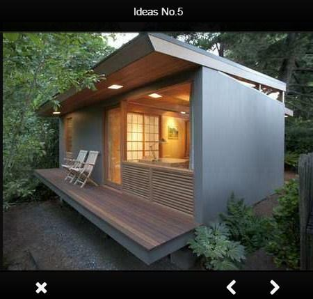 tiny house design ideas screenshot