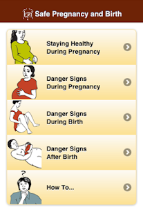 Safe Pregnancy & Birth- screenshot thumbnail