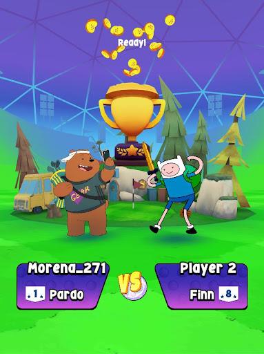 Cartoon Network Golf Stars 1.0.7 screenshots 9