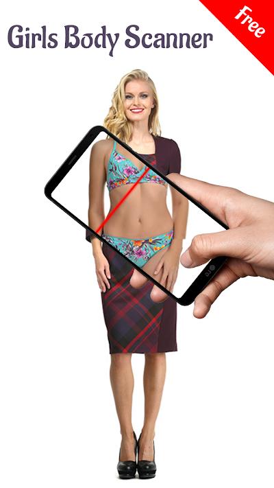Girl Body Scanner Prank APK Download - Apkindo co id