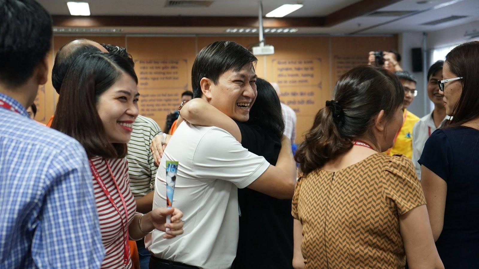 Buổi lễ 20/11 do Trần Quí Thanh tổ chức
