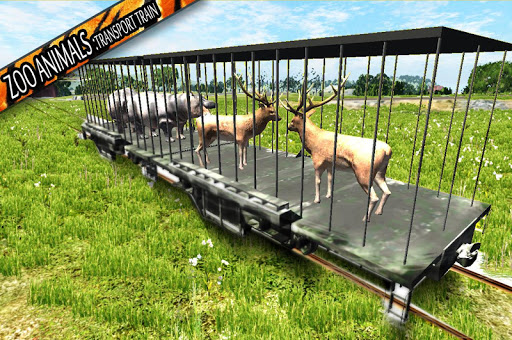 動物園 動物 : 運輸 培養|玩模擬App免費|玩APPs