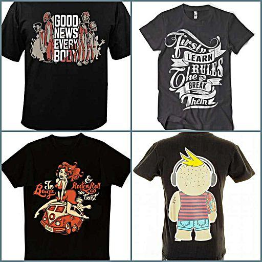 diy t shirt design ideas screenshot - Shirt Designs Ideas