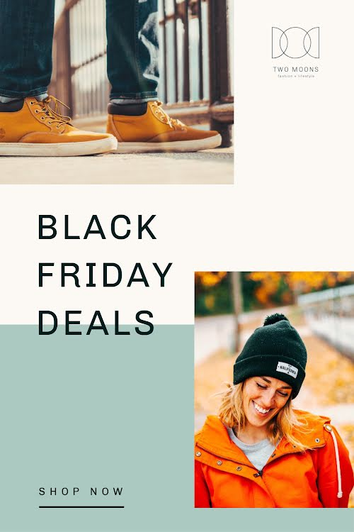 Two Moons Black Friday - Pinterest Pin Template