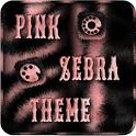 TSF NEXT NOVA PINK ZEBRA THEME icon