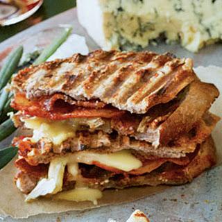 Salty-Sweet Bacon Panini