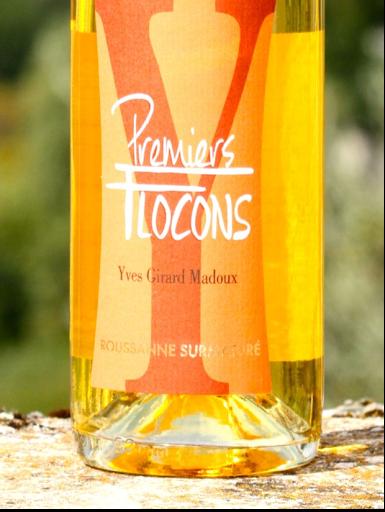 Premiers Flocons - Cépage Roussanne - Domaine Yves Girard-Madoux - Vignoble de la Pierre - Vin de Savoie