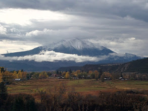Photo: Mt Sopris