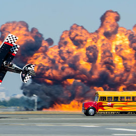 I won! by Ron Malec - Transportation Airplanes (  )