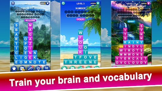 Word Tiles : Hidden Word Search Game 4