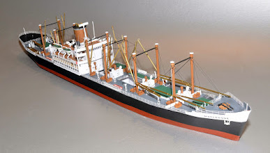 Photo: Maplecove 500' Freighter in Z scale