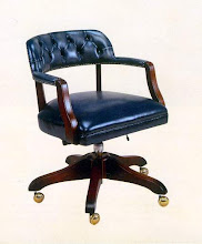 Photo: Modell BANKS Swivel Chair