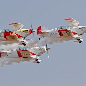 Team Torre by Louis Pretorius - Transportation Airplanes