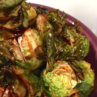 Mateo's Famous Roasted Brussels Sprouts
