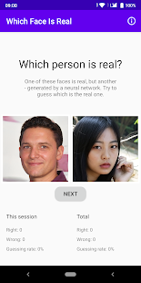 Download Which Face Is Real - distinguish real/AI generated For PC Windows and Mac apk screenshot 3