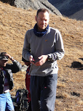 Photo: Richard at Rato Oral (4640m)