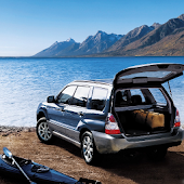Wallpaper Subaru Forester