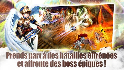 Flyff Legacy - MMORPG Manga  captures d'écran 2