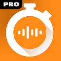 HIIT Music Interval Timer PRO icon