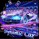 Faster Car Keyboard Theme icon