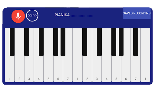 Pianica Melodica Real - screenshot