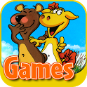 Ben and Bella - Games icon