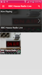 Download Bbc Hausa Radio Live Radio News Apps APK latest version app