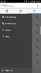 Business Communication App screenshot 4