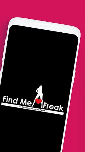 Find Me A Freak Free Online Dating App for singles 1.30 screenshots 1