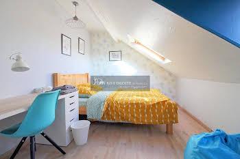 Chambre 12,6 m2