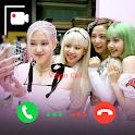 BLACKPINK Video Calls - Fake Call BlackPink Prank icon