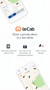 LeCab – VTC, private driver- screenshot thumbnail