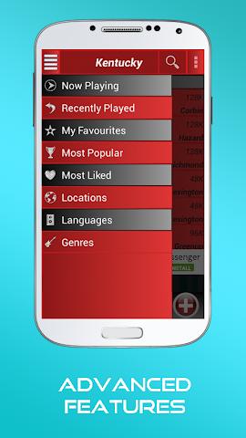 android A2Z Kentucky FM Radio Screenshot 3