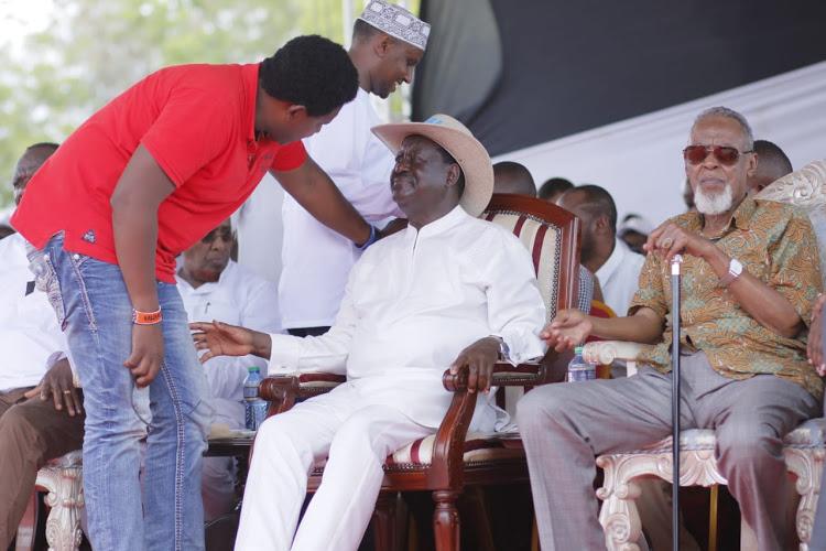Ole Kina begs Raila to rescue his Senate Committee seat