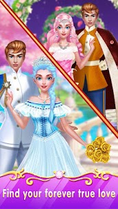 Sleeping Beauty Makeover – Date Dress Up 8