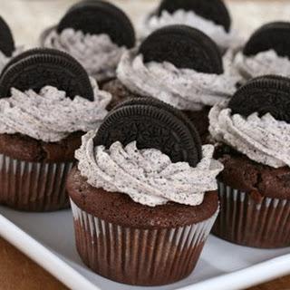 Oreo Cupcakes|Easy!