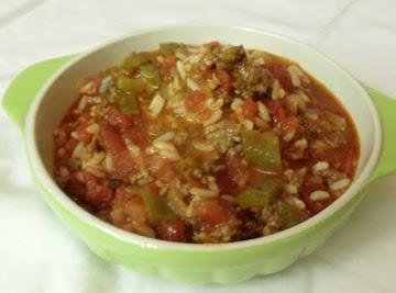 Stuffed Pepper Soup Recipe