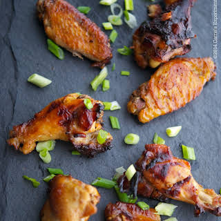 Asian Chicken Wings.