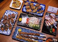 拿手串日式串燒居酒屋
