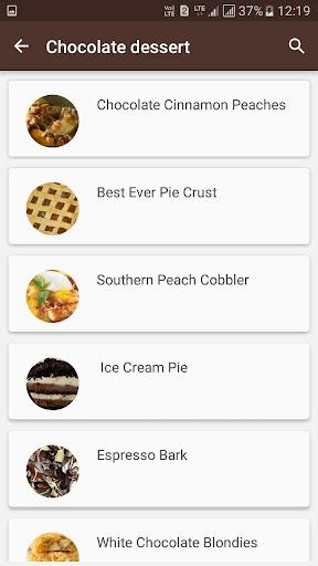 玩免費遊戲APP|下載Dessert Recipes app不用錢|硬是要APP