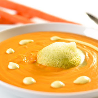 Very Carrot Soup.