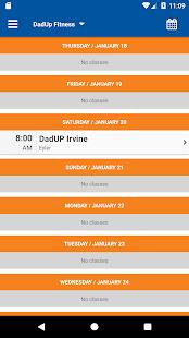 DadUp Fitness - náhled